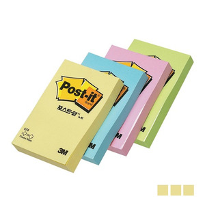 3M Post-it 656 (51*76mm)