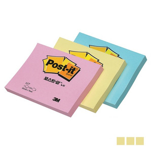 3M Post-it 657 (102*76mm)